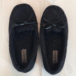 AIRWALK Black Slippers